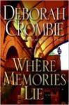 Where Memories Lie (Duncan Kincaid & Gemma James, #12) - Deborah Crombie, Jenny Sterlin