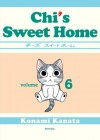 Chi's Sweet Home, Volume 6 - Kanata Konami