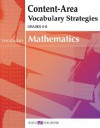 Content-Area Vocabulary Strategies for Mathematics - Walch Publishing