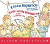 Cinco monitos hacen un pastel de cumpleanos / Five Little Monkeys Bake a Birthday Cake - Eileen Christelow