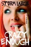 Crazy Enough: A Memoir - Storm Large