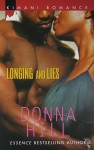 Longing and Lies - Donna Hill