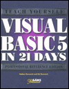Teach Yourself Visual Basic 5 in 21 Days, Professional Reference Edition - Nathan Gurewich, Ori Gurewich