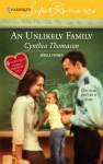 An Unlikely Family - Cynthia Thomason