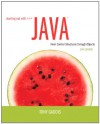 Starting Out with Java: From Control Structures Through Objects - Tony Gaddis