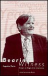 Bearing Witness: Essays on Anglo-Irish Literature - Augustine Martin, Anthony Roche