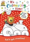 Driver Dan's Story Train: It's Colouring Time! - Rebecca Elgar