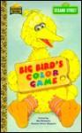 Big Bird (Golden Sturdy Shape Book) - Children's Television Workshop