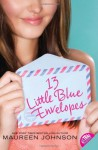 13 Little Blue Envelopes - Maureen Johnson