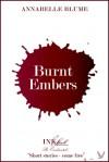 Burnt Embers - Annabelle Blume