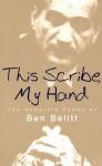 The Complete Poems of Ben Belitt - Ben Belitt