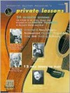 Acoustic Guitar Magazine's Private Lessons: 24 In-Depth Lessons, 12 Full Songs to Play Book/2-CD Pack - Bernard Scott