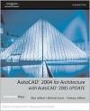AutoCAD 2004 for Architecture with AutoCAD 2005 Update - Alan Jefferis, Michael Jones, Tereasa Jefferis