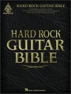Hard Rock Guitar Bible - Various Artists