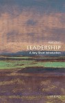 Leadership: A Very Short Introduction - Keith Grint