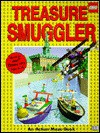 LEGO Game Books: Treasure Smuggler (Road Maze Game Books, LEGO) - Anna Nilsen