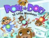 Poke-A-Dot: 10 Little Monkeys (30 Poke-able poppin; dots) - Ikids, Travis King, Ikids