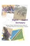 English Swahili Dictionary - Rosie Thomas, Tanzania Amani Home For Stre Children