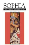 Sophia Volume 16, Number 2 - Seyyed Hossein Nasr, Wolfgang Smith, Charles Upton