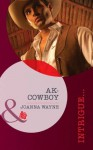 AK-Cowboy (Mills & Boon Intrigue) (Sons of Troy Ledger - Book 3) - Joanna Wayne