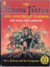 Fighting Fantasy: 10th Anniversary Yearbook (Puffin Adventure Gamebooks) - Steve Jackson, Ian Livingstone