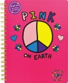 Planet Color by Todd Parr Jumbo Journal Pink on Earth - Todd Parr