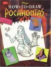 Disney's How to Draw Pocahontas - Philo Barnhart