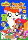 Hamtaro Punch-Out Activity Book - Ritsuko Kawai