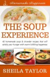 The Soup Experience (Homemade Happiness) - Sheila Taylor