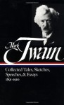 Collected Tales, Sketches, Speeches and Essays 2: 1891-1910 (Library of America #61) - Mark Twain, Louis J. Budd