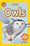 National Geographic Readers: Owls - Laura Marsh