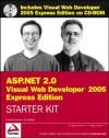 Wrox's ASP.NET 2.0 Visual Web DeveloperTM 2005 Express Edition Starter Kit - David Sussman, Alex Homer