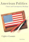Cigler American Politcs Reader Sixth Edition At New For Used Price - Allan J. Cigler, Burdett A. Loomis