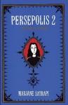 Persepolis 2: The Story of a Return - Marjane Satrapi