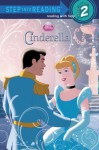 Cinderella (Diamond) Step into Reading (Disney Princess) - Melissa Lagonegro, Walt Disney Company