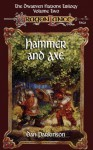Hammer and Axe (The Dwarven Nations) - Dan Parkinson