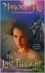 The Last Twilight (Dirk & Steele Series #7) - Marjorie M. Liu