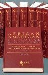 The African American National Biography: Eight-Volume Set - Evelyn Brooks Higginbotham, Chesya Burke, Lawana Holland-Moore