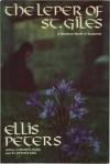 The Leper of St. Giles - Ellis Peters