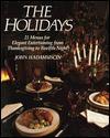 The Holidays - John Hadamuscin, Marcia Luce