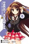 The Melancholy of Haruhi Suzumiya, Vol. 8 - Nagaru Tanigawa, Noizi Ito, Gaku Tsugano