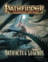 Pathfinder Campaign Setting: Artifacts & Legends - F. Wesley Schneider