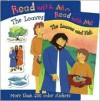 Read with Me: The Loaves and Fish [With Stickers and Hardcover Book] - Ltd. Make Believe Ideas