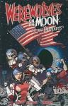 Werewolves on the Moon: Versus Vampires - David Land, Matt Fillbach, Shawn Fillbach