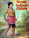 Indian Chiefs-Coloring Book - Bellerophon Books