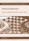 Human Ecodynamics - Geoff Bailey