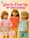"Love to Dress Up 18"" Doll Clothes - Lorine Mason"