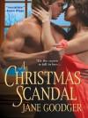 A Christmas Scandal - Jane Goodger
