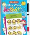 Bumper Wipe Clean Activities - Juliet David, Marie Allen