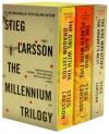 The Millennium Trilogy Box Set - Stieg Larsson
